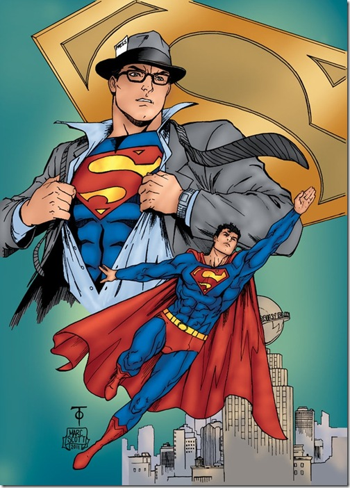 Superman,Jerry Siegel,Joe Shuster,Kal-El,Clark Joseph Kent,Christopher Reeve (102)