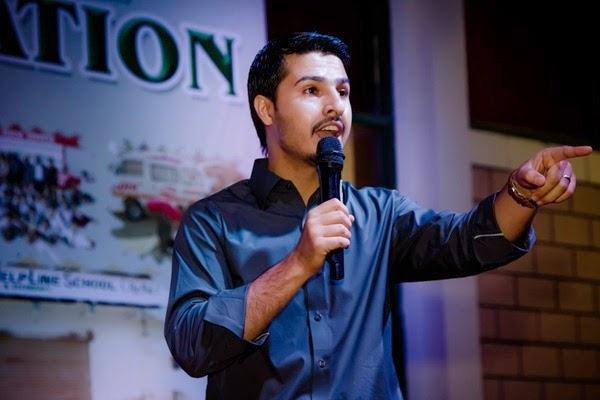 Mohammad Mustafa Ahmedzai