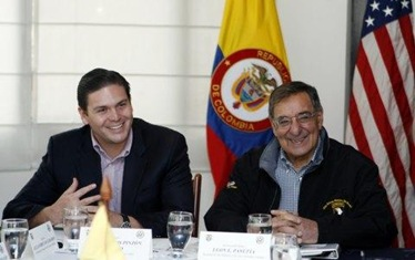 Panetta-Hails-Colombian-Gains-in-Drug-War
