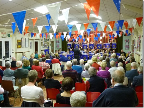 Wistaston Jubilee Proms Concert - Thurs 18 Oct 2012 (2)