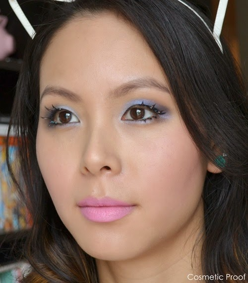 Shu Uemura Shupette Collection Review Makeup Look Swatches (7)