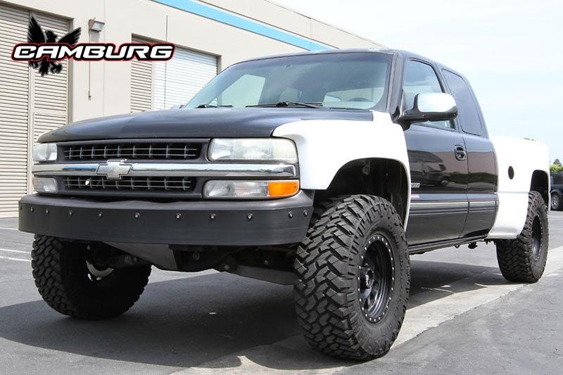 Truck Exhaust Kits >> Silverado 1500 99-06 | Camburg Engineering