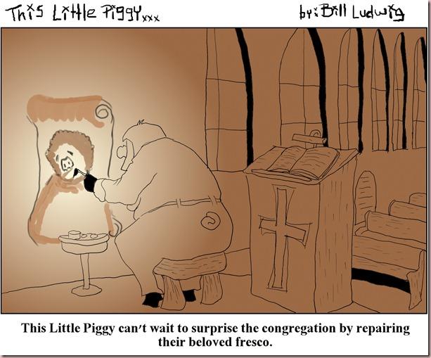Piggy Fresco