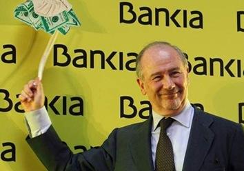 Rodrigo Rato  Bankia