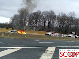 MVA & Car Fire On NYS Thruway (Moshe Lichtenstein) - b%2525252520%2525252540%2525252520exit%252525252013%2525252520in%2525252520Nanuet%2525252520NY%2525252520%2525252528Rockland%2525252520co%2525252529.jpg