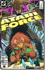 P00014 - Atari Force #14
