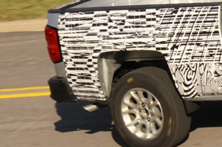 Next Generation Silverado Undergoing Final Validation