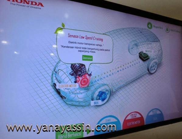 Honda Hybrid Honda Jazz  510