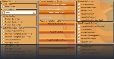 Firefox Addon Maker