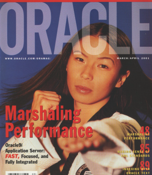OM 2001 March April