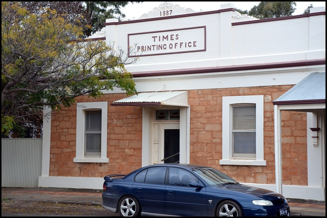 times printing office