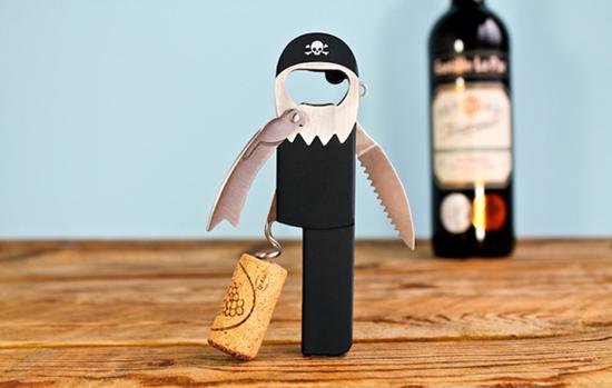 Abridor de garrafa pirata 01