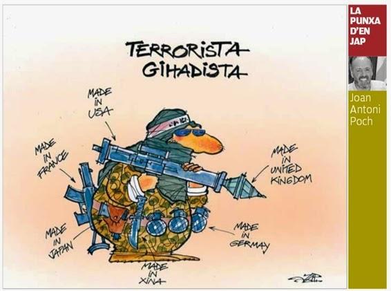 iArmament e gihadistas