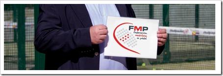 Juan Manuel Panadero Riol, ganador del concurso FMP LOGOTIPO