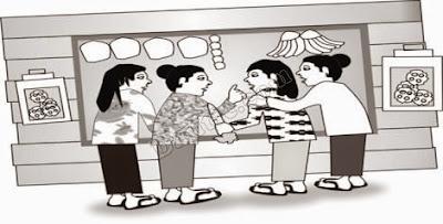 bisnis usaha rumahan warung