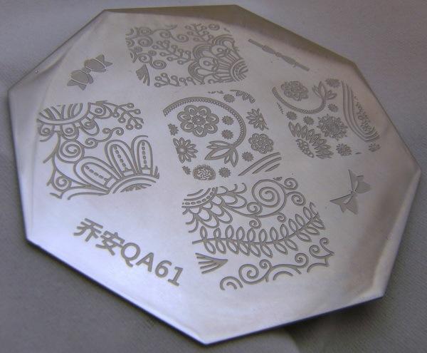 BPS plate QA61