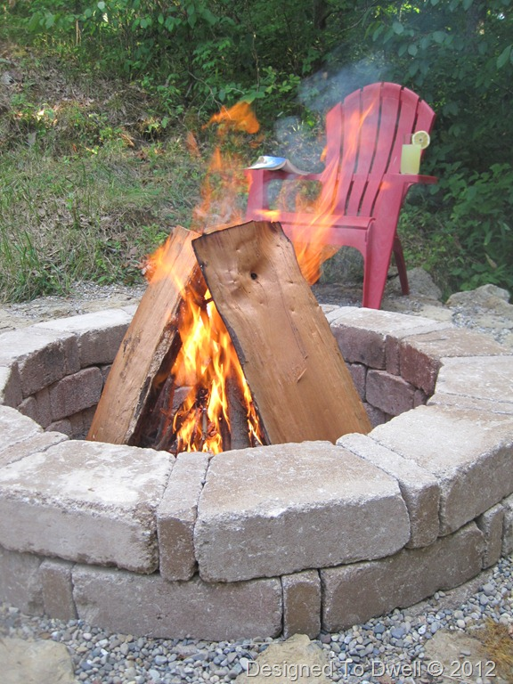 Creating An Outdoor Fire Pit