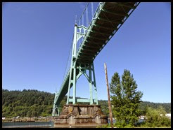 p St Johns bridge