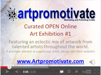 online video art show