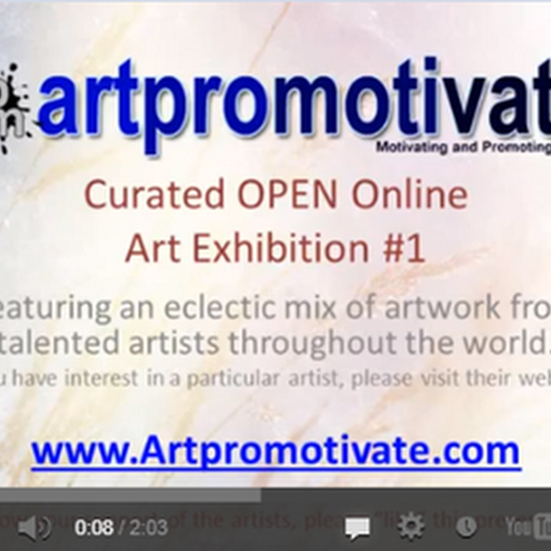 10 Artists Selected for our First Online Video Art Show