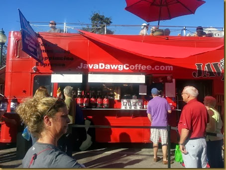 java dawg bus