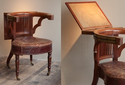 Jamb - George III Reading Chair