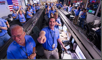 extraordinary men and women of NASA