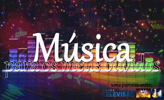 Grafismo da nova rubrica de música-de dois blogues