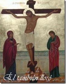 CristoCruccificado-ElTambienLloro-0609