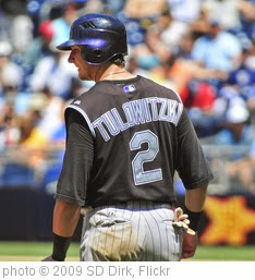 'Troy Tulowitzki' photo (c) 2009, SD Dirk - license: https://creativecommons.org/licenses/by/2.0/