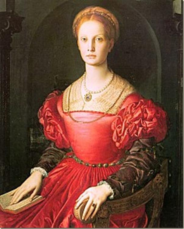 Bronzino, Lucrezia Panciatichi