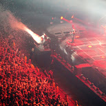 massive rammstein foam machine in Toronto, Ontario, Canada
