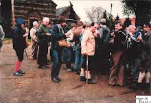Fußwallfahrten - 1980er Jahre - 1983