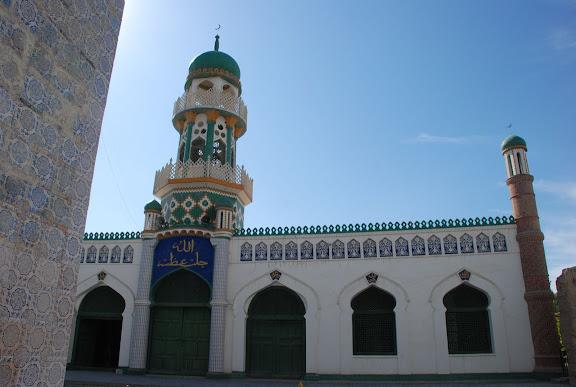 Hami - Mosquee tombeau des rois hui