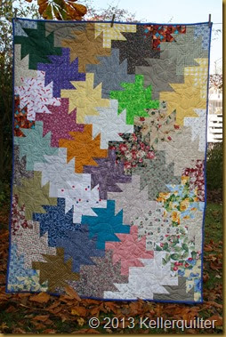 Quilt094-QF Mystery