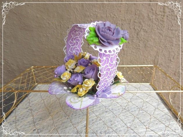 Flower Basket tutorial 5