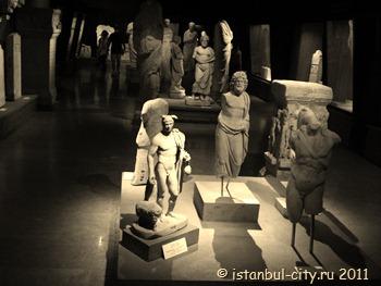 Стамбульский археологический музей: от саркофага Александра до Пергамской школы