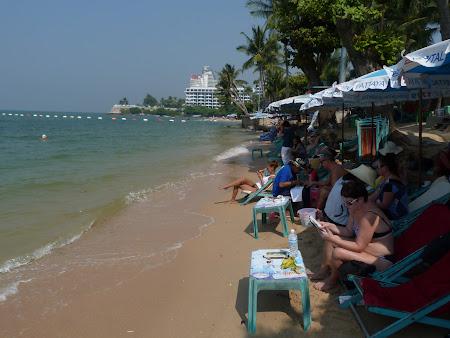 Vacanta Thailanda: Plaja Pattaya