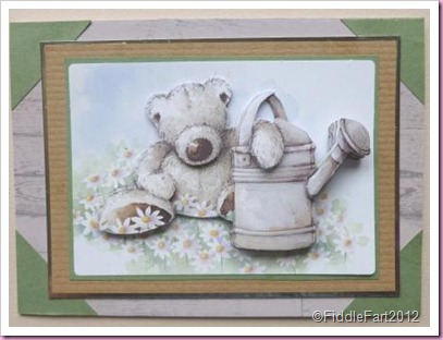 A4 Decoupage Wellington Docrafts
