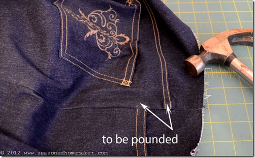 Making Jeans 20