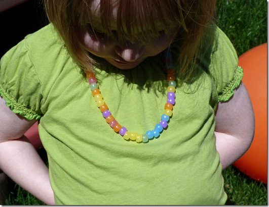 UV Bead Necklace 2