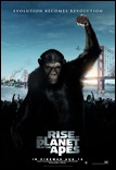 Rise of the Planet of the Apes - poster2