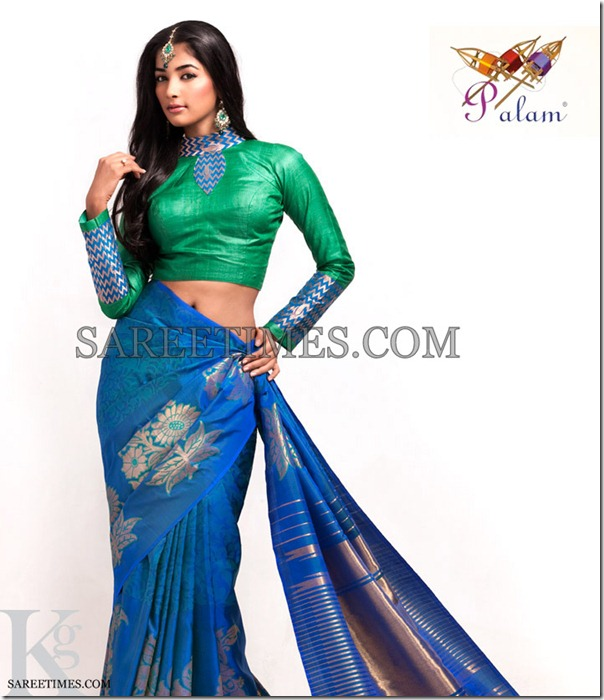 Pooja_Hegde_Palam_Silk_Saree
