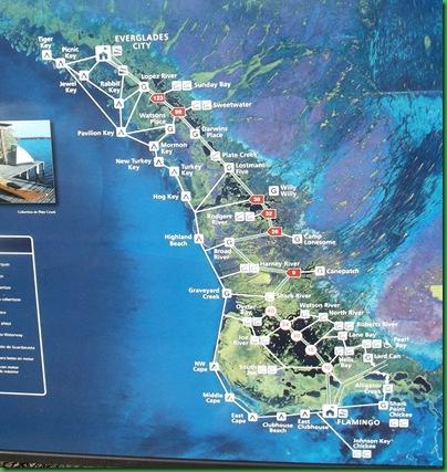 Wilderness Trail Map