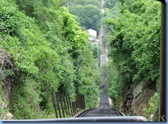 8795 Lookout Mountain, Tennessee - Incline Railway - going up
