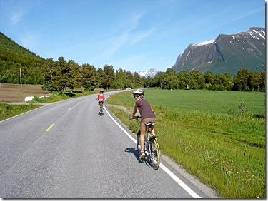 Sykkeltur til Sæbø pinsa 09 018