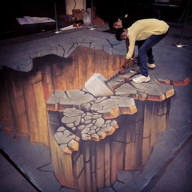 3d street art india, 3d street painting india, 3d chalk art india, 3d chalk painting india, 3d chalk artist india, 3d street artist india, 3d chalk painting artist india, star movies india, thor, mumbai