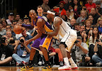 lebron james nba 130210 mia vs lal 17 LeBron Sets NBA Record of 6 Games with 30+ Points & 60+% FG