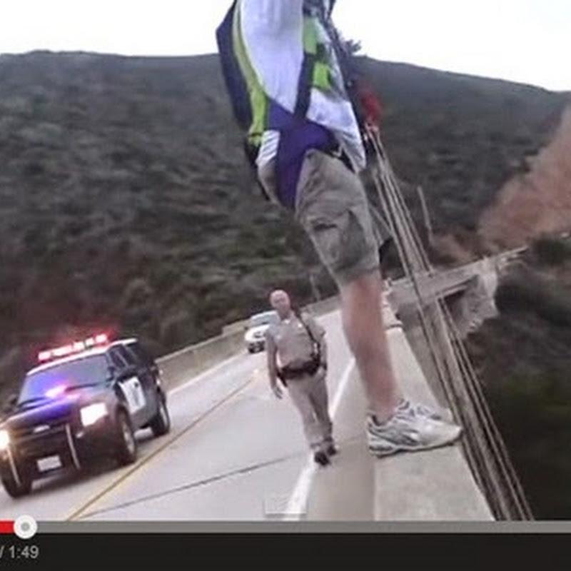 Η αστυνομία δεν μπορεί να τον σταματήσει!