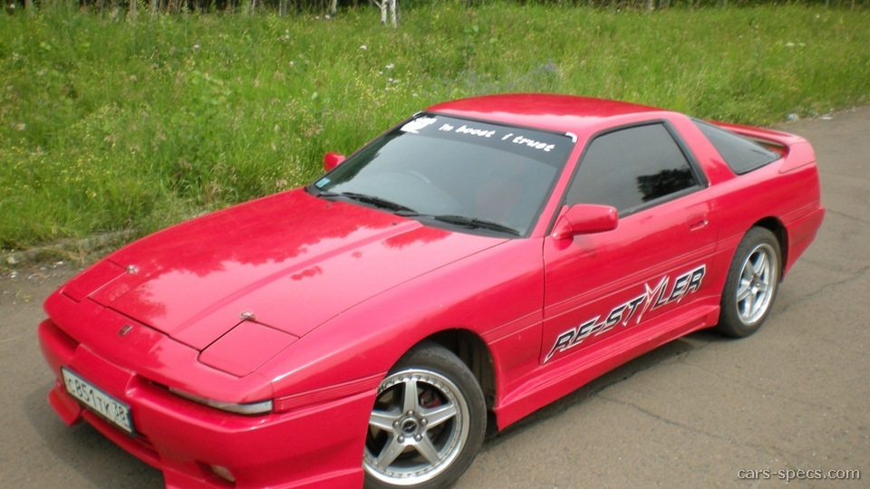1990 toyota supra hatchback specifications pictures prices. Black Bedroom Furniture Sets. Home Design Ideas